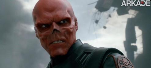 Veja nossa resenha do filme Capitão América: o Primeiro Vingador