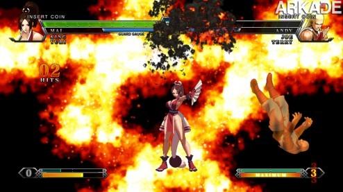 The King of Fighters XIII: game chegará aos consoles com novidades