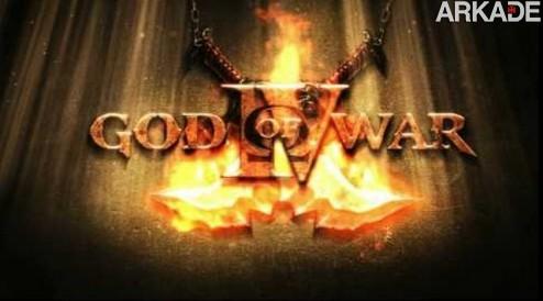 God of War: vídeo comparativo PSP X PS3 e boatos sobre GoW 4
