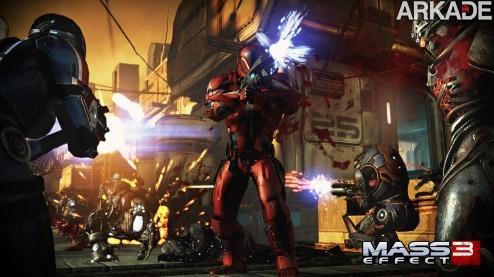 Mass Effect 3 apresenta multiplayer caprichado em novo trailer [UPDATE]