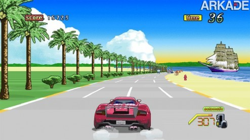 Ocean Drive Challenge: um game indie no melhor estilo Outrun e Top Gear