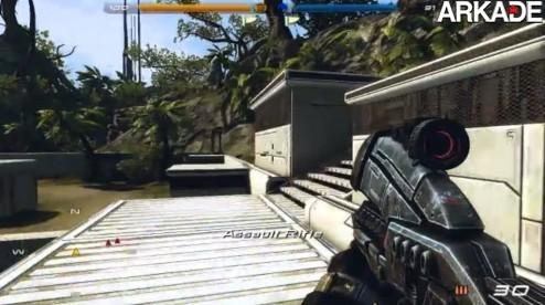 Veja o gameplay do FPS de Mass Effect que foi cancelado pela BioWare