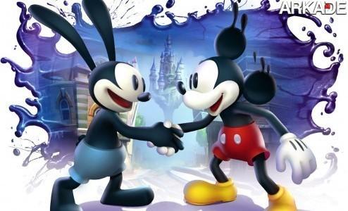 Disney anuncia Epic Mickey 2 para Wii, PS3 e X360, confira o trailer