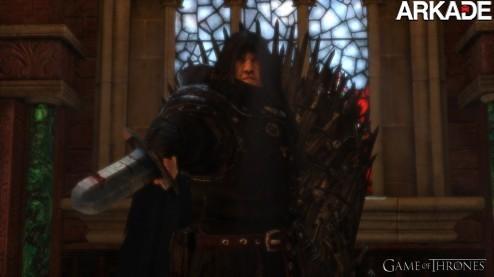 Tensão e violência em novo trailer do RPG de Game of Thrones