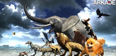 Tokyo Jungle: animais lutam pela vida em game bizarro, veja o trailer