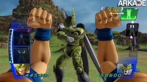 Dragon Ball Z Kinect: realize seu sonho de soltar um Kame Hame Ha!