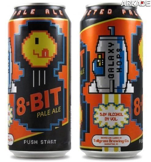 Sonho de consumo: cervejaria gringa cria cerveja para gamers