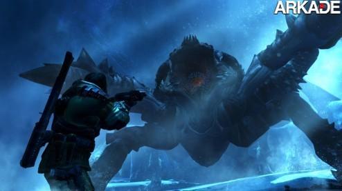 Capcom anuncia Lost Planet 3 com belo trailer em CG