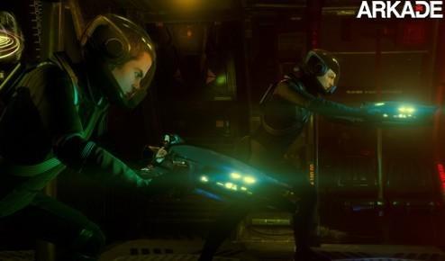 Star Trek: Capitão Kirk e Spock em ação no novo trailer do game