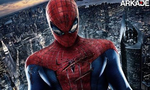 O Espetacular Homem-Aranha: filme ganha novo trailer legendado