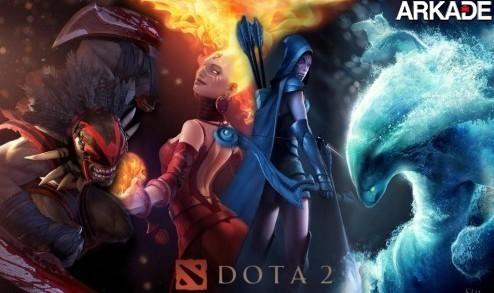 Valve anuncia que Dota 2 será totalmente gratuito!
