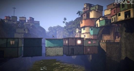 Voice-Chat Arkade: a deslumbrância indie nas favelas de Papo e Yo
