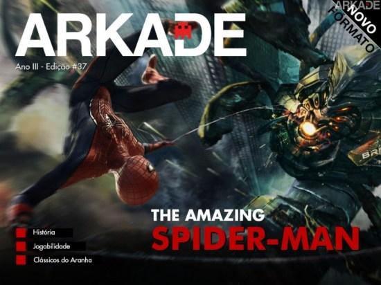 Em breve: Revista Arkade versão 2.0 - HTML5, novo formato e outras novidades