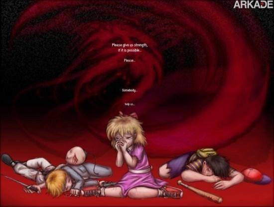 Voice-Chat de terror: Giygas, o vilão mais macabro do mundo dos games