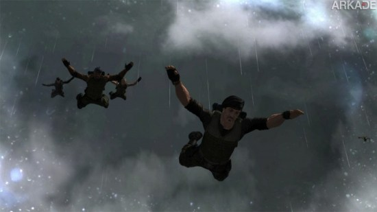 Os Mercenários 2: muita ação no primeiro trailer oficial do game