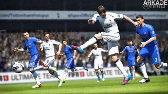 Setembro termina com FIFA 13, PES 2013, Mists of Pandaria e muito mais