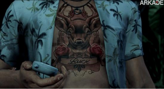 Far Cry 3: novo trailer apresenta Buck, mais um vilão insano do game