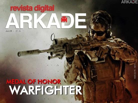 Revista Arkade #51 - Medal of Honor Warfighter