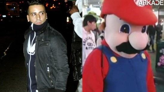 Tribuna Arkade: Super Mario é preso por assédio sexual nos EUA!