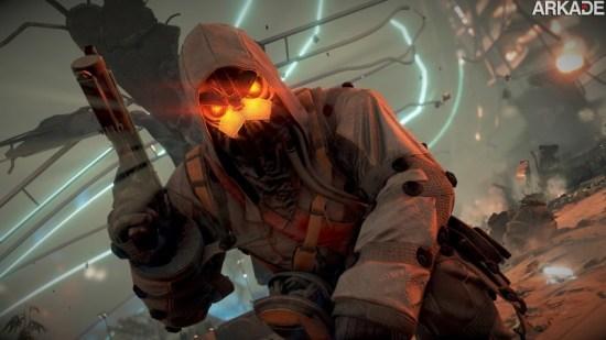 Playstation 4: vídeo mostra mais um pouco do gameplay de Killzone: Shadow Fall
