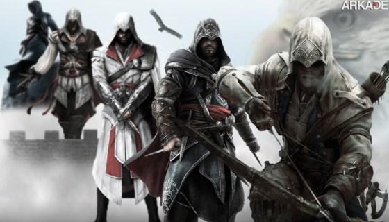 Assista os games da série Assassin's Creed como se fossem filmes!