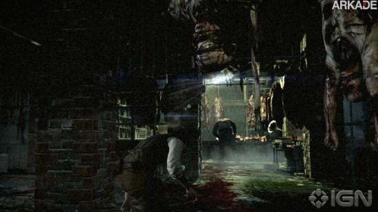 The Evil Within: novo game da Bethesda é um survival horror, confira trailer e imagens