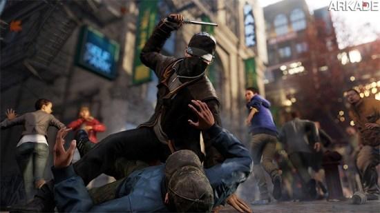 Watch Dogs: Ubisoft divulga trailer inédito e data de lançamento
