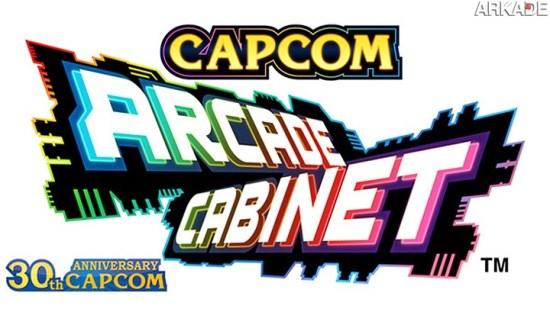 Capcom Arcade Cabinet: pacote traz 17 clássicos do tempo dos fliperamas