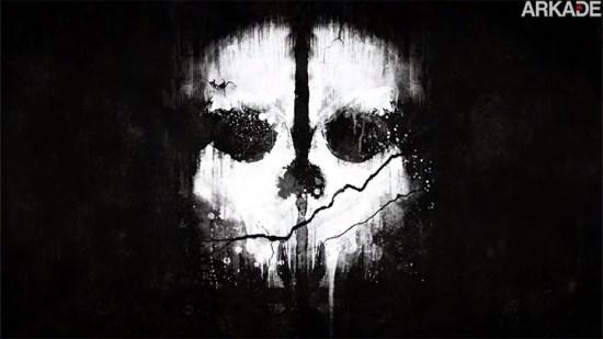 Call Of Duty: Ghosts é oficial! Veja agora o trailer em live-action!