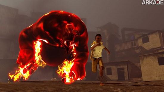 Análise Arkade – A crítica social em Papo & Yo (PC, Playstation 3)