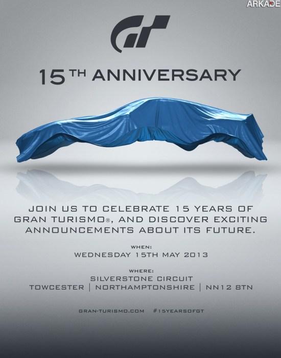 Gran Turismo: franquia completará 15 anos com anúncio de grande novidade!