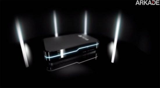 [UPDATE] Playstation 4: vídeo vazado mostra o (suposto) visual do novo console da Sony!