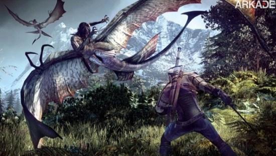 E3 2013: confira o primeiro vídeo de gameplay de The Witcher 3 Wild Hunt