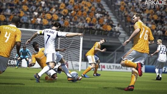 FIFA 14: Novo trailer mostra os novos recursos do game