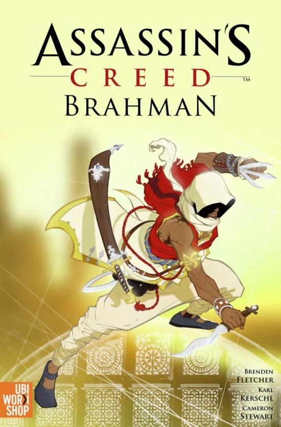 Assassin's Creed Brahman: Ubisoft anuncia nova graphic novel com assassino da Índia