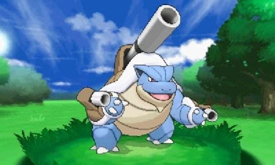 Pokemon X & Y: Monstrinhos terão mega evolução durante as batalhas