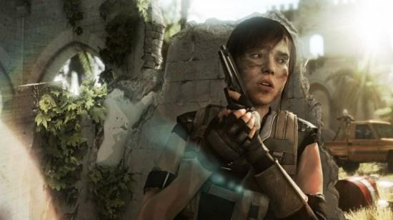 Beyond Two Souls: veja cenas dos bastidores e vídeo com 14 minutos de gameplay