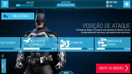 Batman Arkham Origins já chegou e de graça... mas para dispositivos iOS