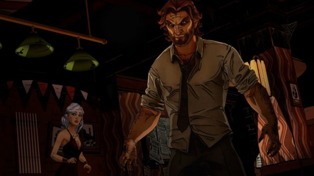 Análise Arkade - The Wolf Among Us Ep. 1: Faith (PC, Mac, PS3, X360, Vita, iOS)