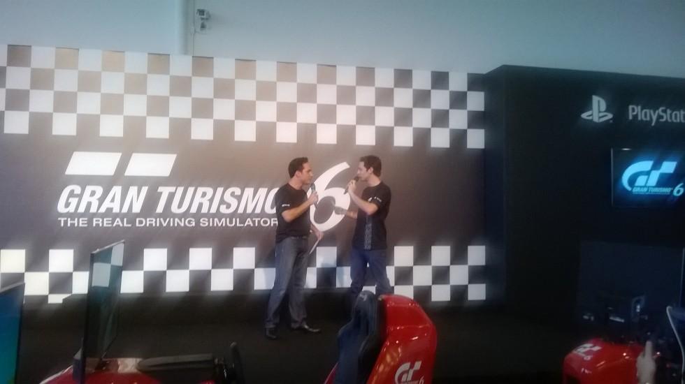 Gran Turismo 6 é lançado com festa no Autódromo Velo Cittá - Arkade
