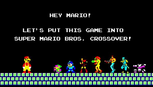 """Super Mario Crossover 3: jogue agora um Super Mario com """"convidados especiais"""" feito por fãs"""
