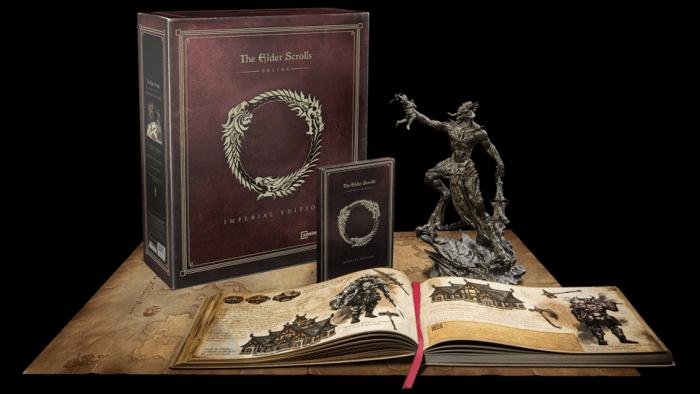 The Elder Scrolls Online ganha trailer épico e bela edição de colecionador