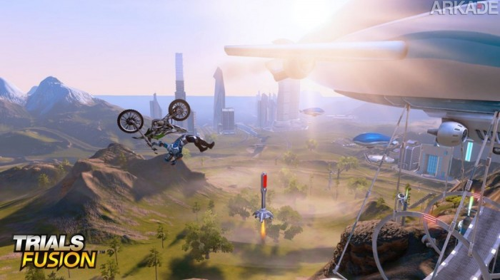 Trials Fusion apresenta suas manobras radicais em novo trailer