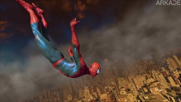 Amigão da Vizinhança em ação no primeiro vídeo de gameplay de The Amazing Spider-Man 2