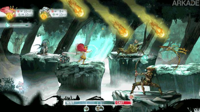 Child of Light: confira um vídeo com 10 minutos de gameplay do RPG