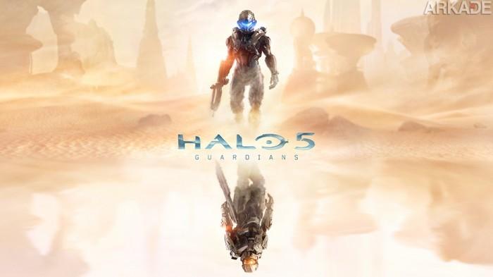 Halo 5: Guardians chega em 2015 para o Xbox One