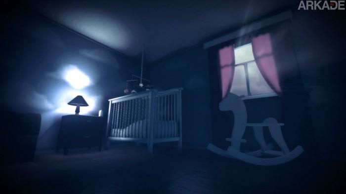 Promissor game de terror Among the Sleep já está disponível no Steam!
