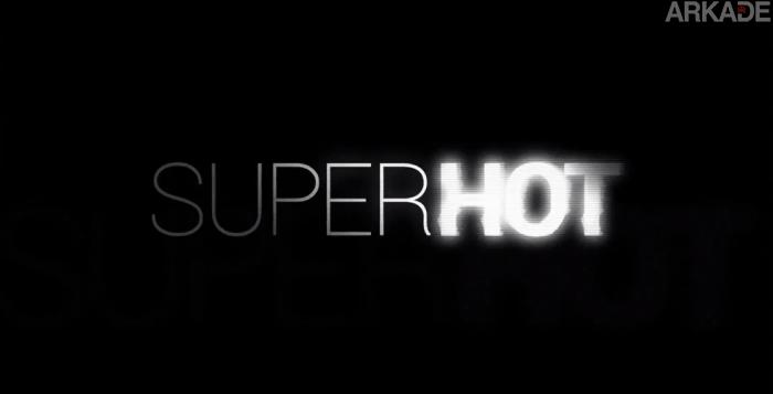 Pare o tempo e mate todos em um piscar de olhos no estiloso Superhot