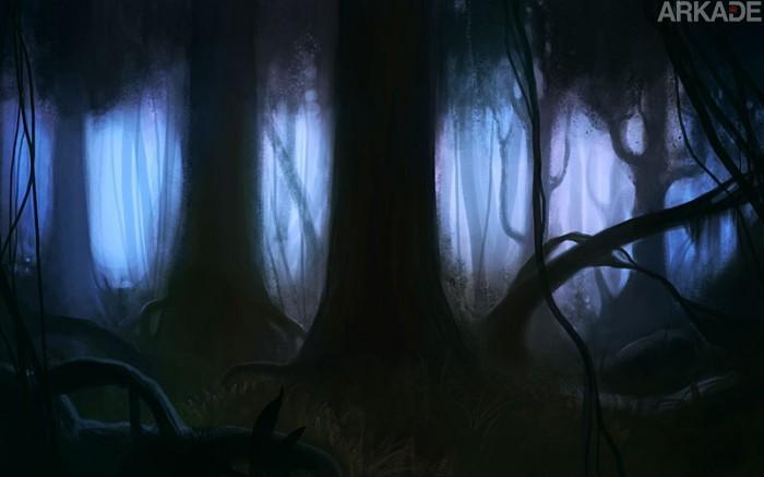 """Creepypasta Arkade: Ainda existe """"vida"""" em Servidores abandonados?"""