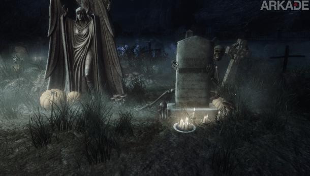 Clássico do PS1, MediEvil está sendo recriado como mod de Skyrim